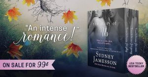 On Sale: The Story of Us Trilogy by Sydney Jamesson