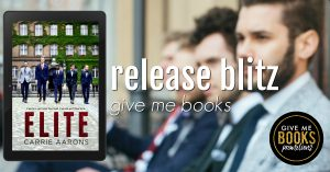 New Release + Review: Elite by Carrie Aarons