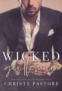 Review + Giveaway: Wicked Gentleman by Christy Pastore