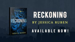 Review: Reckoning by Jessica Ruben