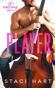 Review + Excerpt: PLAYER by Staci Hart