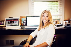 October Featured Author: Rachel Blaufeld