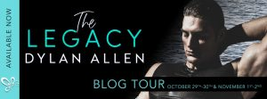 Blog Tour + Review: The Legacy by Dylan Allen