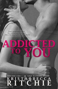 Review: Addicted to You by Krista and Becca Ritchie