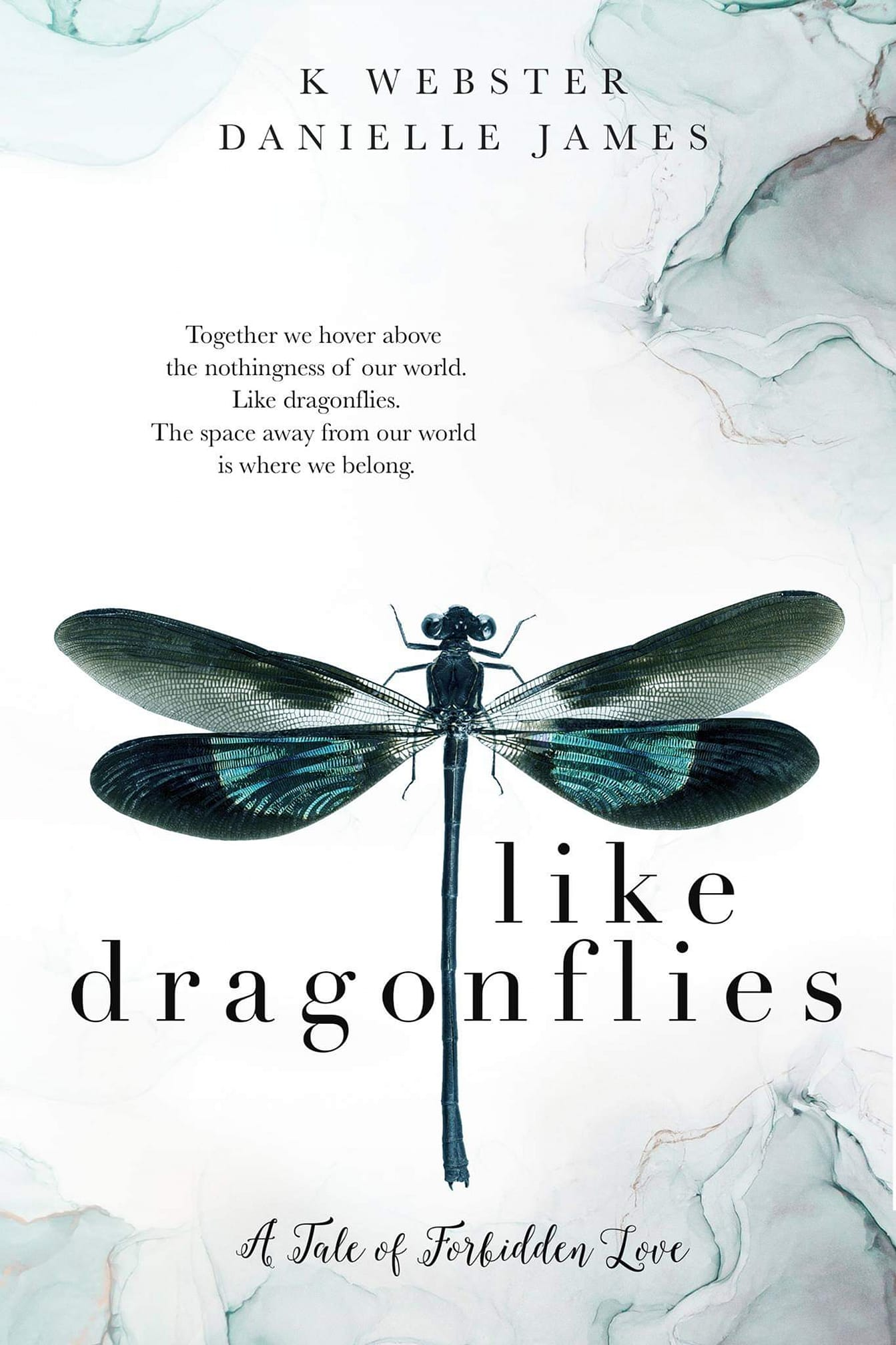 Like Dragonflies by K Webster, Danielle James